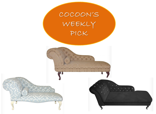 Cocoon's Weekly Pick: Chaise Lounge