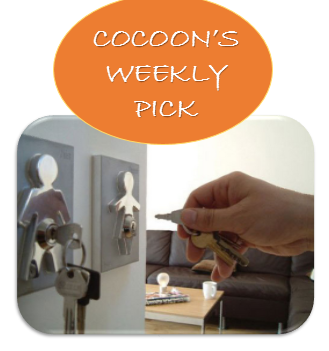 Cocoon's Weekly Pick: His & Hers Key Holder