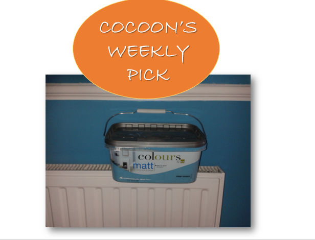 Cocoon's Weekly Pick: Clear Ocean Wall Paint by B&Q