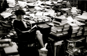 surrounded by books (1)