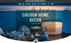 www.cocoonhomedecor.com